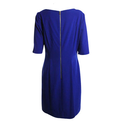 Tahari Sheath Dress in royal blue