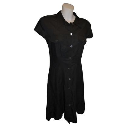 Fendi robe de lin