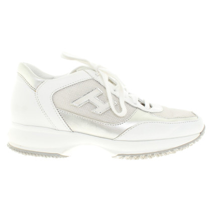 Hogan Sneakers in Weiß