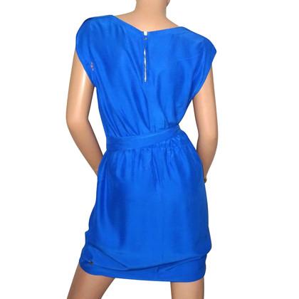 Hugo Boss Kleid in Blau