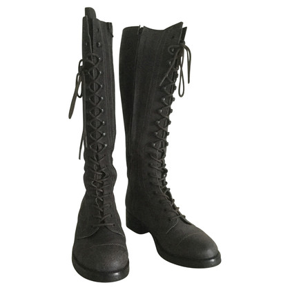 Max & Co Boots with laces