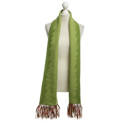 Kenzo Fringed sjaal