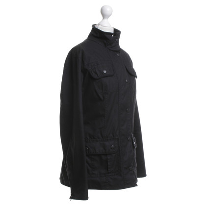 Barbour Wax jacket in black