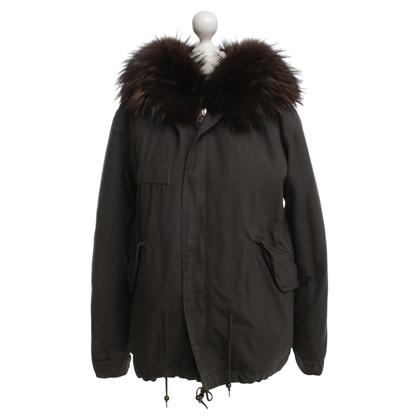 Andere Marke Mr. & Mrs Furs - Winterjacke mit Pelz