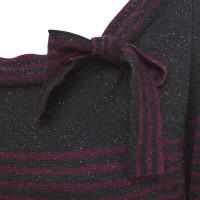 Reiss Pullover mit Streifenmuster