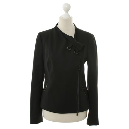 Costume National Jacket with zip elements