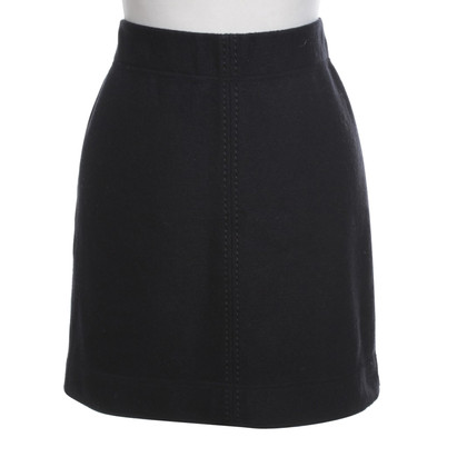 Marc Cain skirt virgin wool