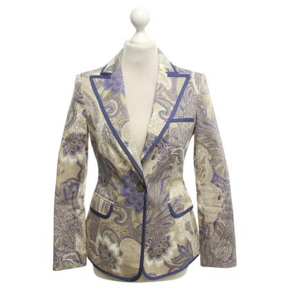 Etro Blazer with pattern