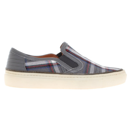 The Kooples Slipper with checked pattern