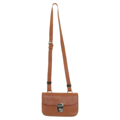 By Malene Birger Shoulder bag in brown