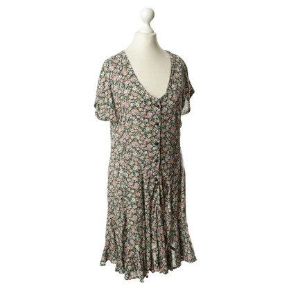 Current Elliott Dress with floral print