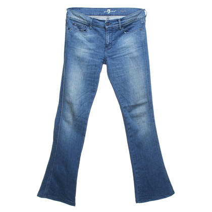 7 For All Mankind Jeans in used-look