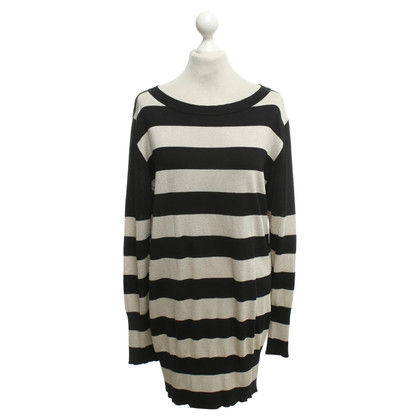 Escada Long-sleeved top with striped pattern