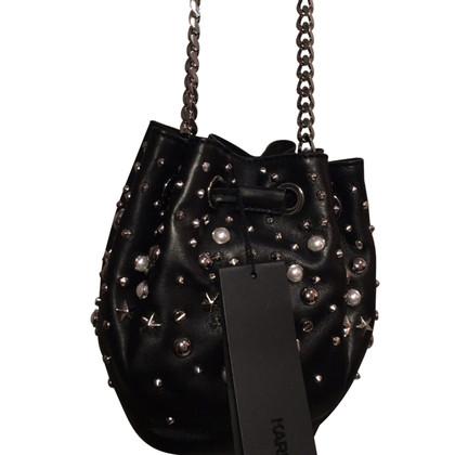Karl Lagerfeld Bucket Bag