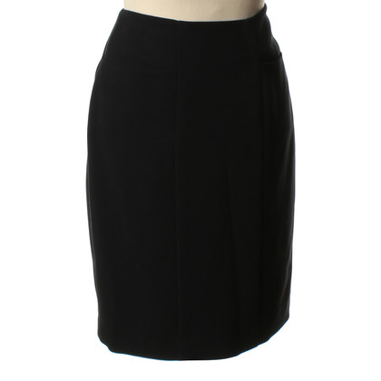 Chanel Pencil skirt in black