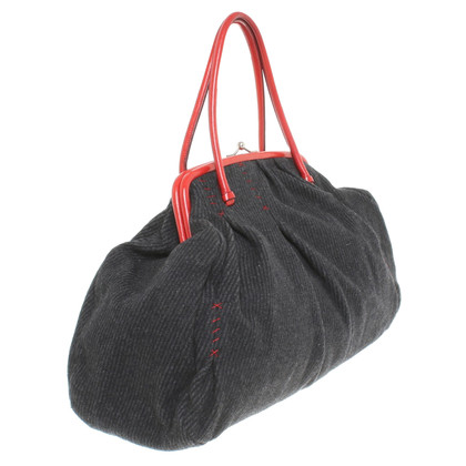 Miu Miu Handbag made of wool