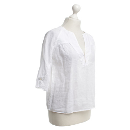 Closed Short sleeve blouse in white
