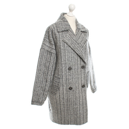 Gestuz Coat in gray