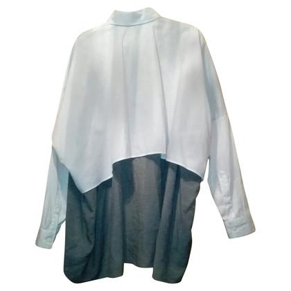MM6 by Maison Margiela robe surdimensionnée chemise