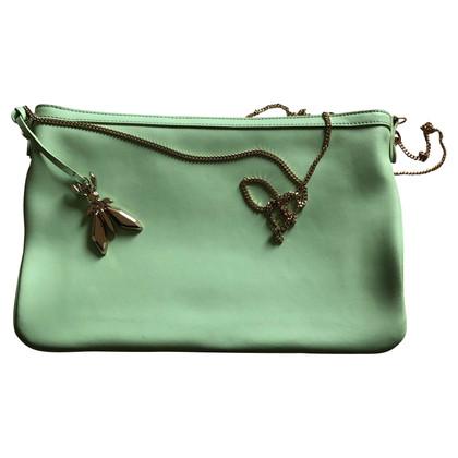 Patrizia Pepe clutch in mint green