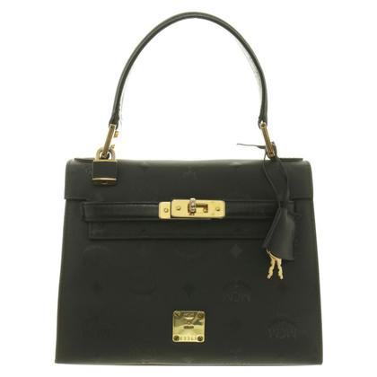 MCM Heritage satchel