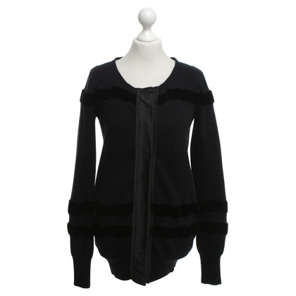 Bottega Veneta Cardigan in black