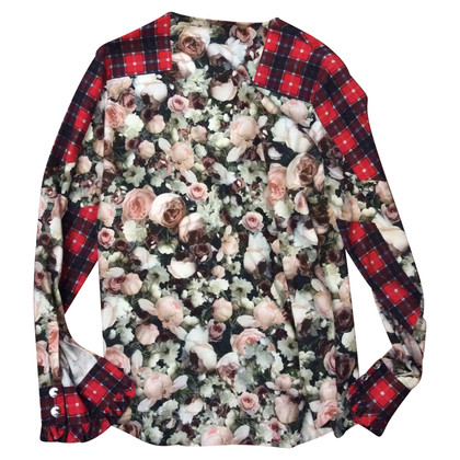 Givenchy Blouse with patterns