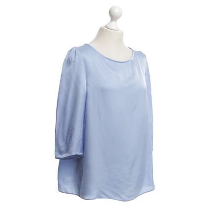 Claudie Pierlot Bluse in Hellblau