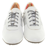 Missoni Lace-up shoes in white