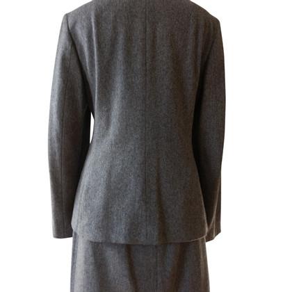 Dolce & Gabbana gris Costume 38