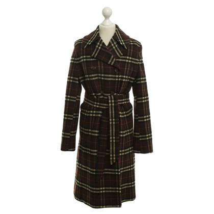 """Burberry """"LONDRA"""" - cappotto Modellata in marrone"""