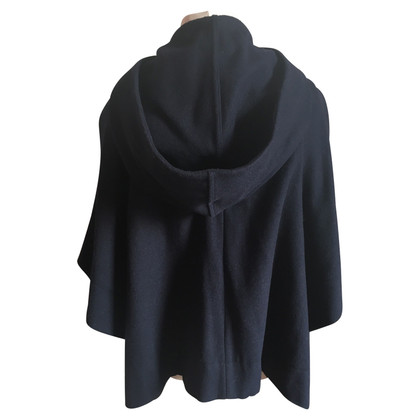 Hoss Intropia Cape with hood
