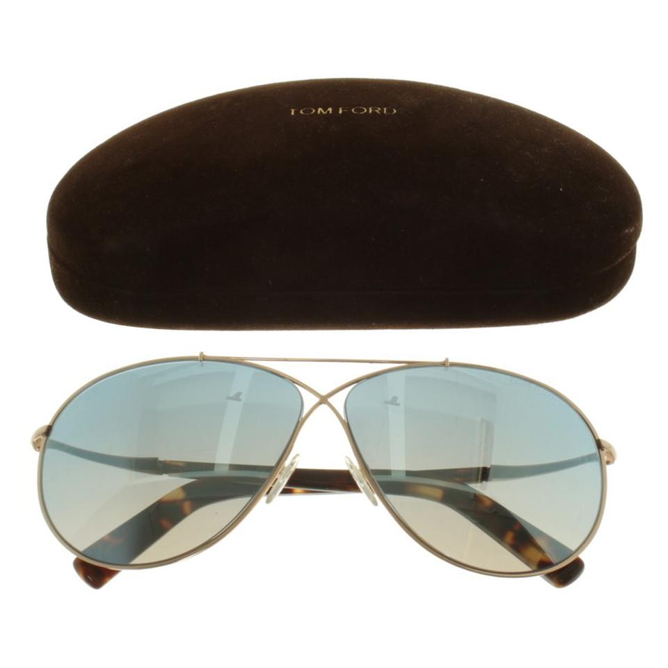 Tom ford lunettes de soleil avec des verres miroir for Lunette de soleil avec verre miroir