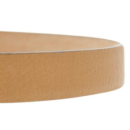 Salvatore Ferragamo Caramel colored belt