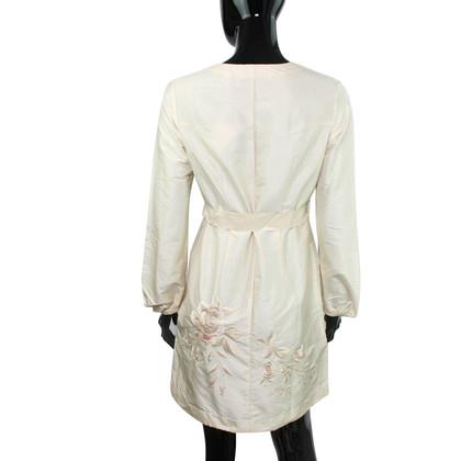 Van Laack zijden jurk Asia-stijl