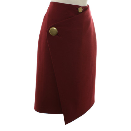 Balenciaga skirt in Bordeaux