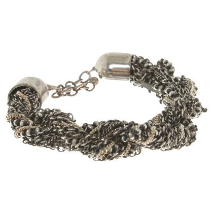 Hugo Boss Silver colored arm chain