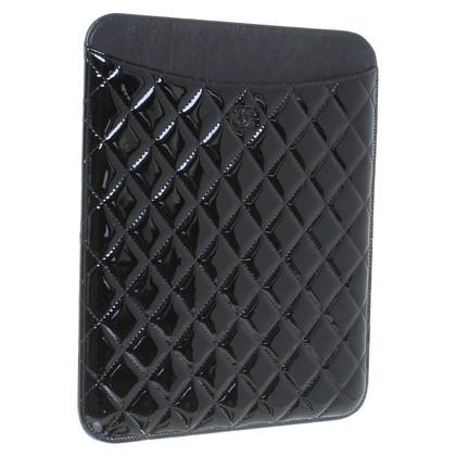 Chanel iPad lak lederen draagtas