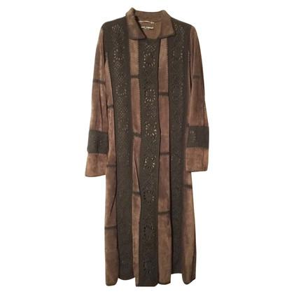 Dolce & Gabbana Suede coat
