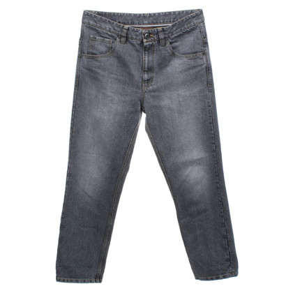 Brunello Cucinelli Jeans in used look