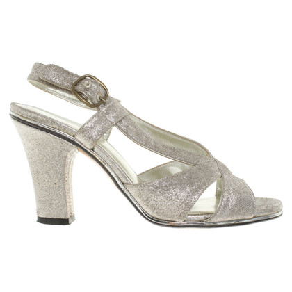Marc Jacobs Silver-colored sandals