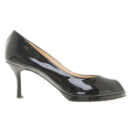 Konstantin Starke Peep-Toes in black