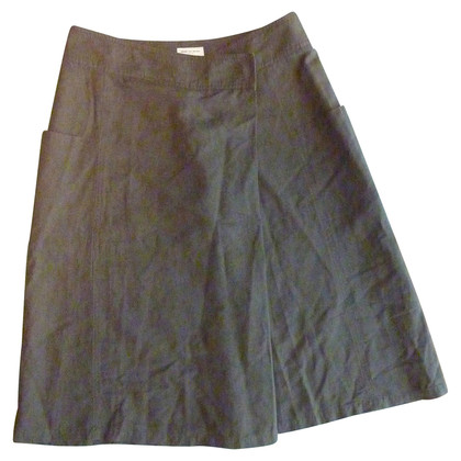 Dries van Noten skirt from linen-mix