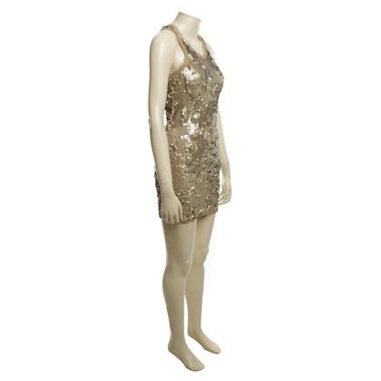 Plein Sud Kleid mit Pailletten
