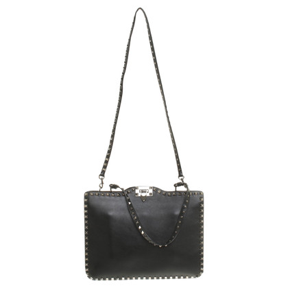 Valentino Shoulder bag with rivets