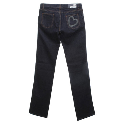 Moschino Jeans in dark gray