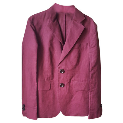 Dsquared2 Jacket made of linen