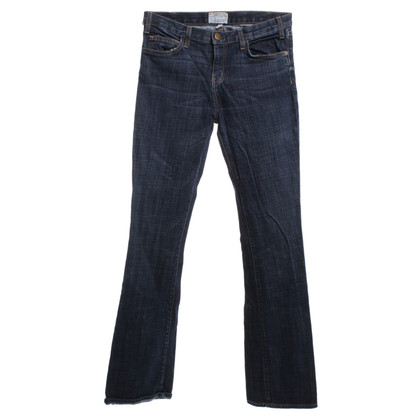 Current Elliott Jeans in donkerblauw