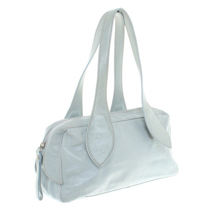 Coccinelle Handbag in ice blue