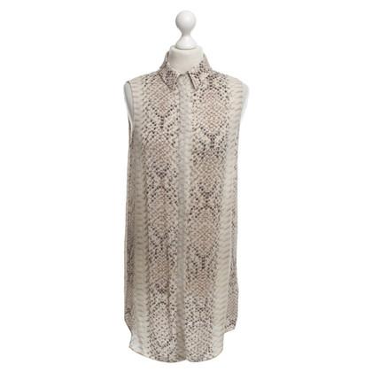 Haute Hippie robe de soie Blouses